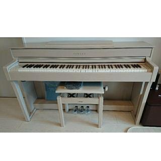 ヤマハ(ヤマハ)の【超美品】電子ピアノ YAMAHA クラビノーバ 645(電子ピアノ)