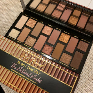 Too Faced - the natural nudes  アイシャドウパレット