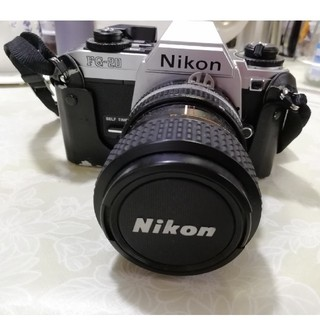 ニコン(Nikon)のニコンFG-20 一眼レフカメラ(フィルムカメラ)