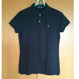 Ralph Lauren - RALPH LAUREN ポロシャツ 黒
