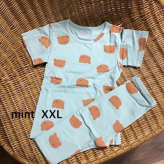 gelato pique - 新品 韓国子供服 aosta くまさんパジャマ くま パジャマ ホームウエア