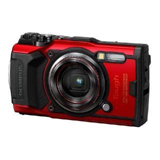 OLYMPUS - 【新品・未使用】OLYMPUS デジタルカメラ Tough TG-6 レッド