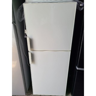 ムジルシリョウヒン(MUJI (無印良品))の無印良品 137L 2ドア冷蔵庫 💍2014年製💍 ホワイト(電子レンジ)