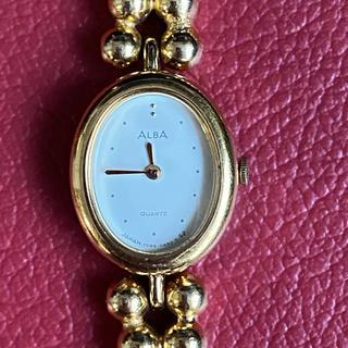 アルバ(ALBA)のレディース腕時計 ブレスレット アルバ(腕時計)