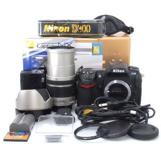 ニコン(Nikon)の★即撮影可能!元箱付き!★ニコンの名機♪Nikon D300 レンズキット♪(デジタル一眼)