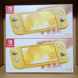 Nintendo Switch - 任天堂 Switch Lite イエロー スイッチライト
