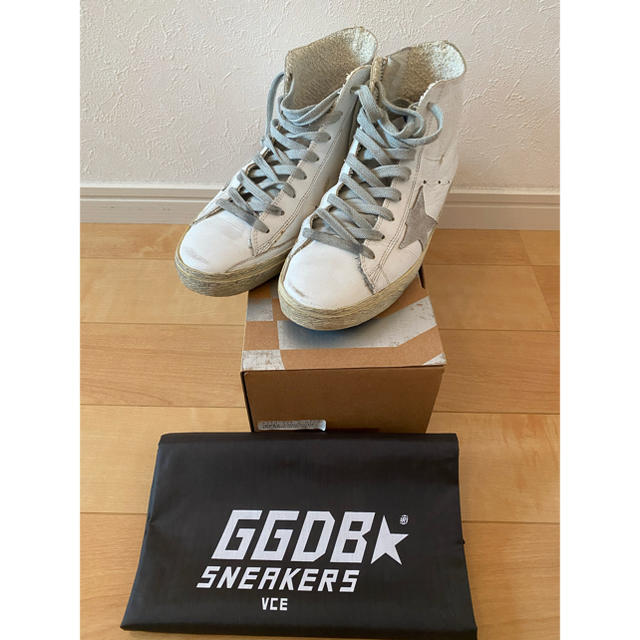 GOLDEN GOOSE(ゴールデングース)のgolden goose FRANCY スニーカー 36 レディースの靴/シューズ(スニーカー)の商品写真