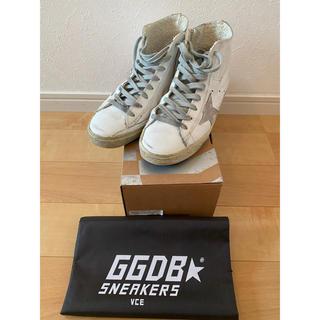 ゴールデングース(GOLDEN GOOSE)のgolden goose FRANCY スニーカー 36(スニーカー)