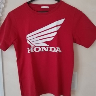 GU - 子ども服 GU HONDA ジュニア Tシャツ
