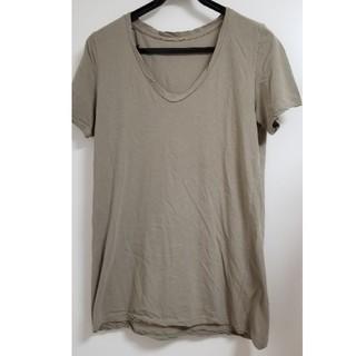 DEUXIEME CLASSE - Garment  Dye Tシャツ