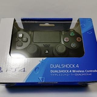 PlayStation4 - PS4 純正コントローラー 美品 ジェットブラック