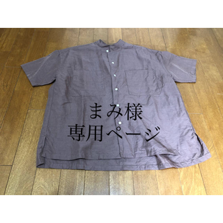 ドアーズ(DOORS / URBAN RESEARCH)のFORK&SPOON 半袖シャツ(シャツ/ブラウス(半袖/袖なし))