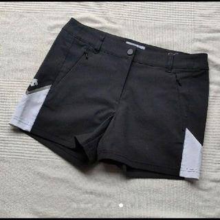 デサント(DESCENTE)のデサント ゴルフ UVカット 速乾 ポロシャツ ショートパンツ セット Mサイズ(ウエア)