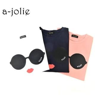 アジョリー(a-jolie)のa-jolie Tシャツ アジョリー Tシャツ(Tシャツ(半袖/袖なし))