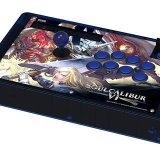 PlayStation4 - リアルアーケードPro.N HAYABUSA ソウルキャリバーⅥver アケコン