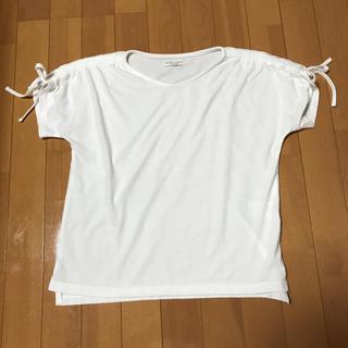 アースミュージックアンドエコロジー(earth music & ecology)のTシャツ、カットソー(Tシャツ/カットソー(半袖/袖なし))
