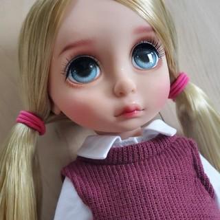 ディズニー(Disney)のアニメータードール  アニメーターコレクションドール ラプンツェル リペイント (人形)
