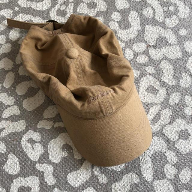 LEPSIM(レプシィム)のベージュ キャップ レディースの帽子(キャップ)の商品写真