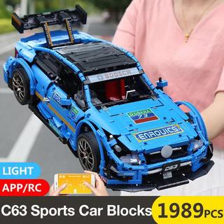 Lego - ☆最安値☆ レゴ 互換 ラジコン メルセデスベンツ AMG C63 スポーツカー