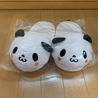 ラクテン(Rakuten)の◎非売品◎ 楽天パンダ スリッパ(キャラクターグッズ)
