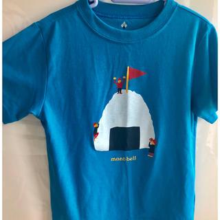 mont bell - モンベル キッズTシャツ120