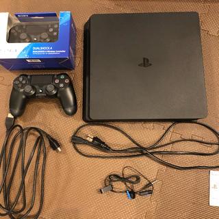 プレイステーション4(PlayStation4)のps4本体(コントローラーは一つです)(その他)