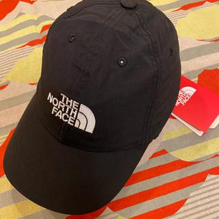 ザノースフェイス(THE NORTH FACE)のキッズs ノースフェイス ホライズンボール キャップ (帽子)