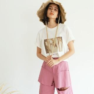 SeaRoomlynn - シールームリン Summer Vacation Tシャツ