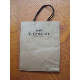 コーチ(COACH)の紙袋 COACH(コーチ) 小 中古(その他)