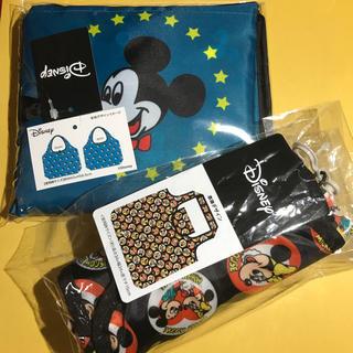 Disney - 【匿名配送!新品!】ディズニー★エコバッグ★2個セット