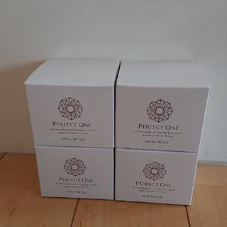 パーフェクトワン モイスチャージェル 75g×4個セット(オールインワン化粧品)