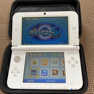 ニンテンドー3DS - 3DS LL ピンク