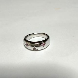 値下げ【美品❗️】☆ピンクトパーズ☆ピンキーリング(リング(指輪))
