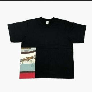 マルタンマルジェラ(Maison Martin Margiela)のmasao shimizu Tshirt hermes vintage(Tシャツ(半袖/袖なし))