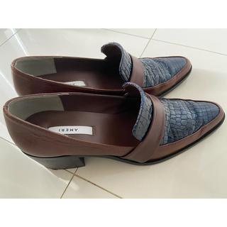 アメリヴィンテージ(Ameri VINTAGE)のアメリヴィンテージ シューズ Ameri vintage(ローファー/革靴)