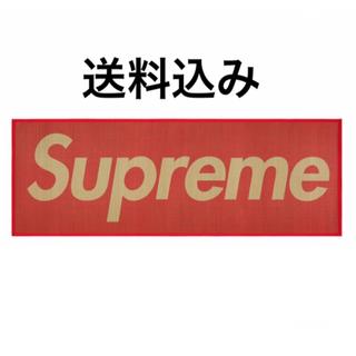 シュプリーム(Supreme)のSupreme Woven Straw Mat ゴザ 赤(その他)