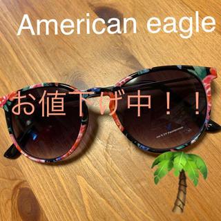 アメリカンイーグル(American Eagle)のサングラス⭐︎American eagle 花柄(サングラス/メガネ)