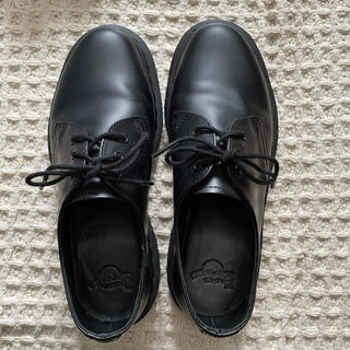 ドクターマーチン(Dr.Martens)のドクターマーチン 1416 mono UK4 3ホール(ブーツ)