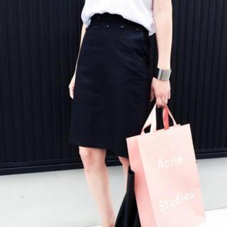 ハイク(HYKE)の定価31500円 HYKE  ハイク マリンスカート(ひざ丈スカート)