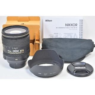 ニコン(Nikon)の新同品 Nikon AF-S 24-120mm f/4G ED VR(レンズ(ズーム))