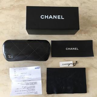 シャネル(CHANEL)のシャネル サングラスケース 空箱 ③(サングラス/メガネ)