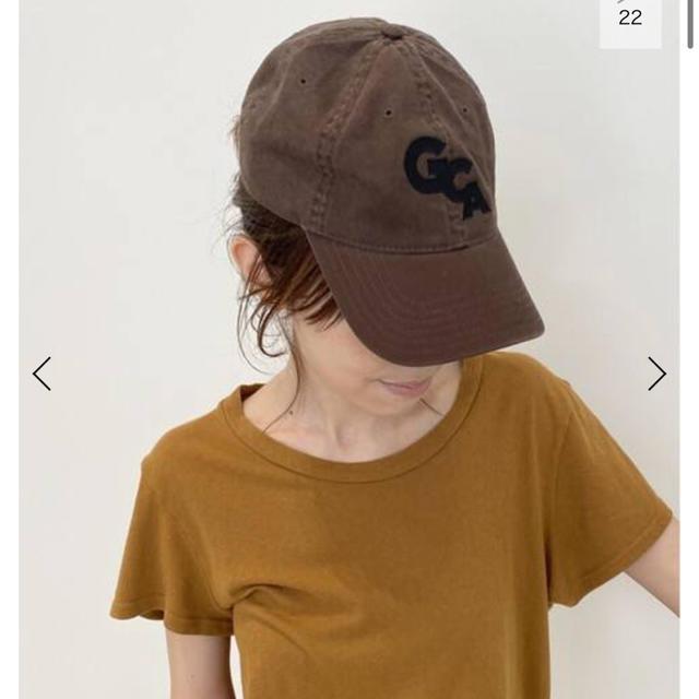 L'Appartement DEUXIEME CLASSE(アパルトモンドゥーズィエムクラス)の20日まで!新品タグ付 L'Appartement❤︎LOGO CAP レディースの帽子(キャップ)の商品写真