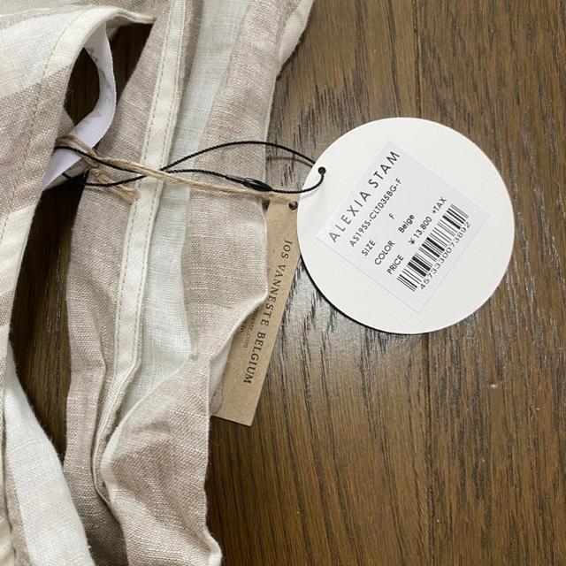 ALEXIA STAM(アリシアスタン)のalexiastam tops レディースのトップス(カットソー(半袖/袖なし))の商品写真