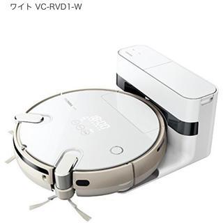 東芝 - 東芝 ロボット掃除機 トルネオ ロボ グランホワイト VC-RVD1-W
