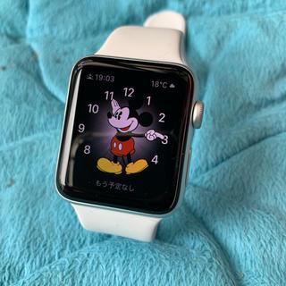 アップルウォッチ(Apple Watch)のApple Watch series3 セルラー(その他)