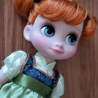 ディズニー(Disney)の専用   アニメータードール アナ リペイント カスタム(人形)