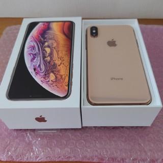 iPhone - iphone xs 256GB☆sim解除済☆美品