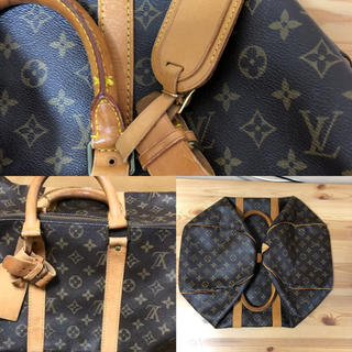 LOUIS VUITTON - ルイヴィトン キーポール45