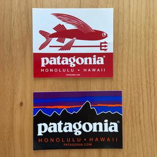 パタゴニア(patagonia)のパタゴニア ステッカー ホノルル(その他)