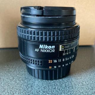 ニコン(Nikon)のニコンAF-NIKKOR 2.8mm(レンズ(ズーム))